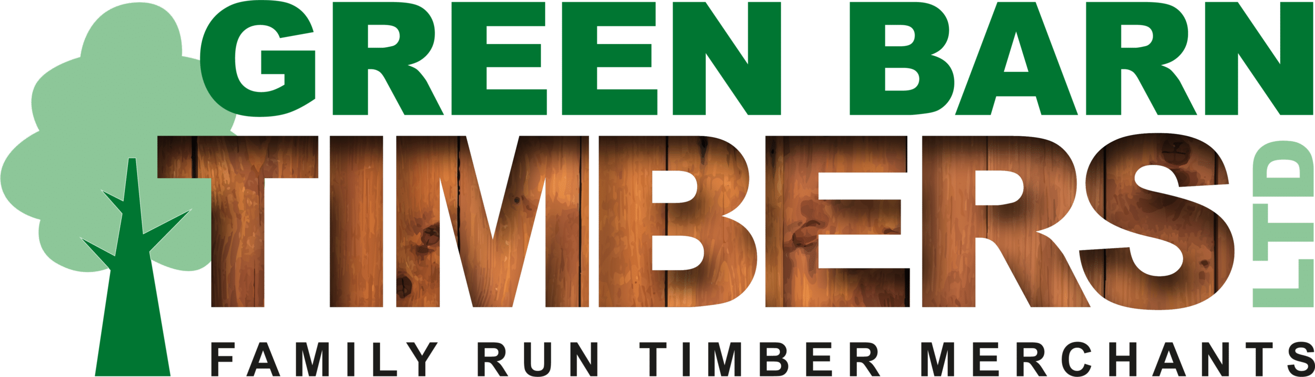 Green Barn Timbers Ltd Logo